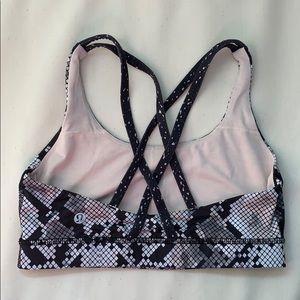 •MAKE OFFER Lululemon Strappy sports bra